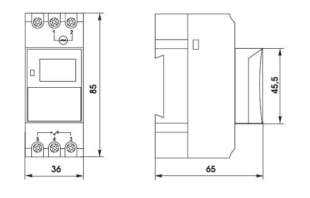 трехфазная нагрузка - подключение через контактор (электромагнитный пускатель). однофазная нагрузка более или равная...